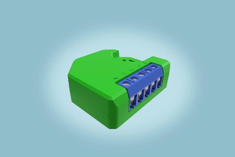 Der Shelly Dimmer 2 eignet sich z. B. für Halogenleuchten