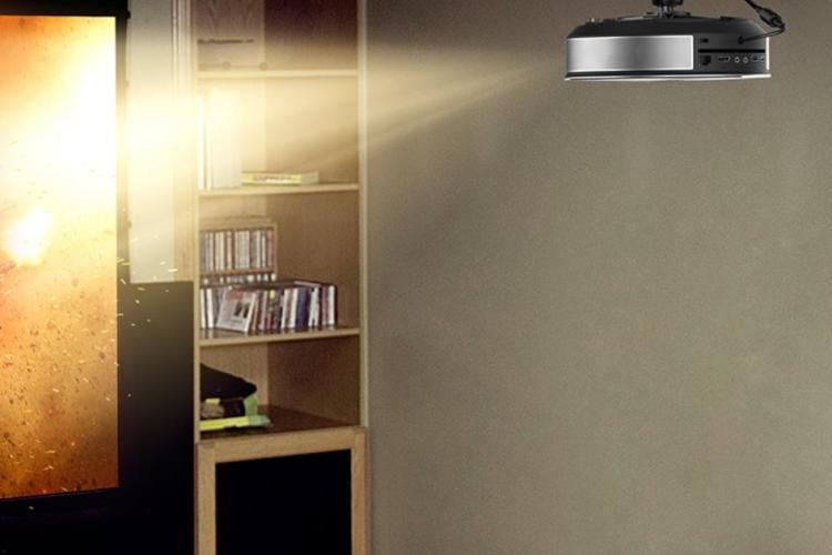 Abbildung des JmGO G1 Smart Home Theater Projektor