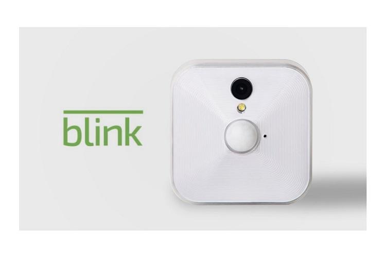 Die Blink Überwachungskamera hat immer ein Auge auf Ihr Zuhause