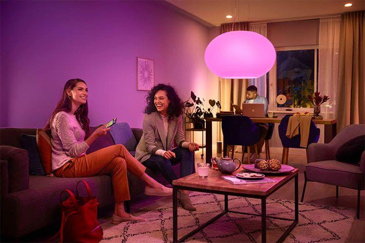 Philips Hue Leuchten sind bald per Bluetooth App ohne Bridge steuerbar