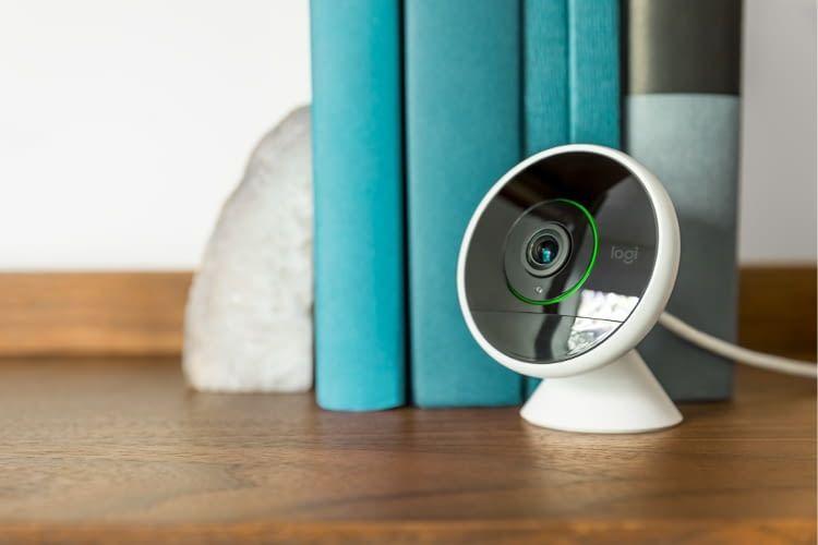 logitech circle 2 wlan kamera im test berblick. Black Bedroom Furniture Sets. Home Design Ideas