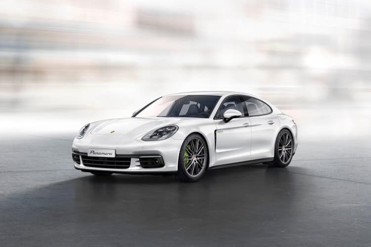 Das Elektroauto Panamera E-Hybrid von Porsche