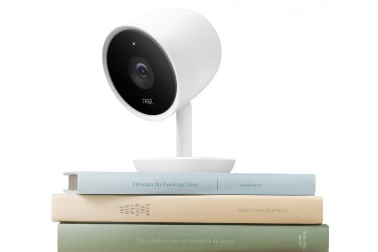 Die Nest Cam IQ ist das neue Spitzenmodell der Google Tochter Nest