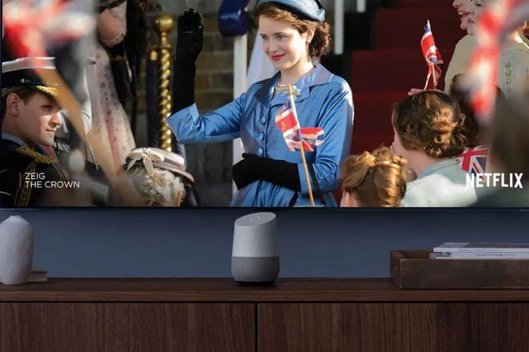 Mit verschiedenen Möglichkeiten können Nutzer ihren Google Lautsprecher mit dem Fernseher verbinden
