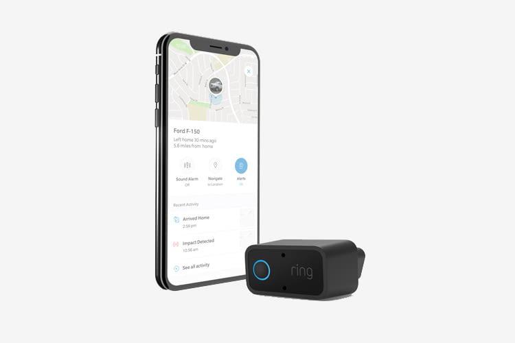 Die Ring Car Connect Cam kann weitaus mehr als eine normale Dashcam