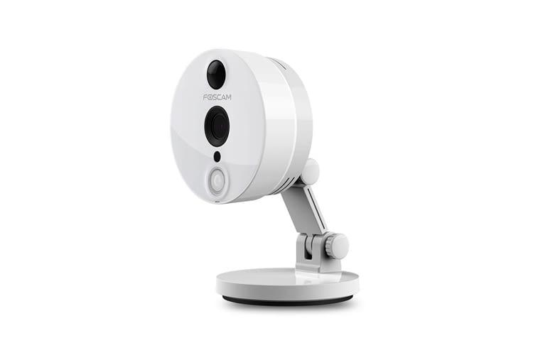 Die Foscam C2 Sicherheitskamera bleibt stets aufmerksam