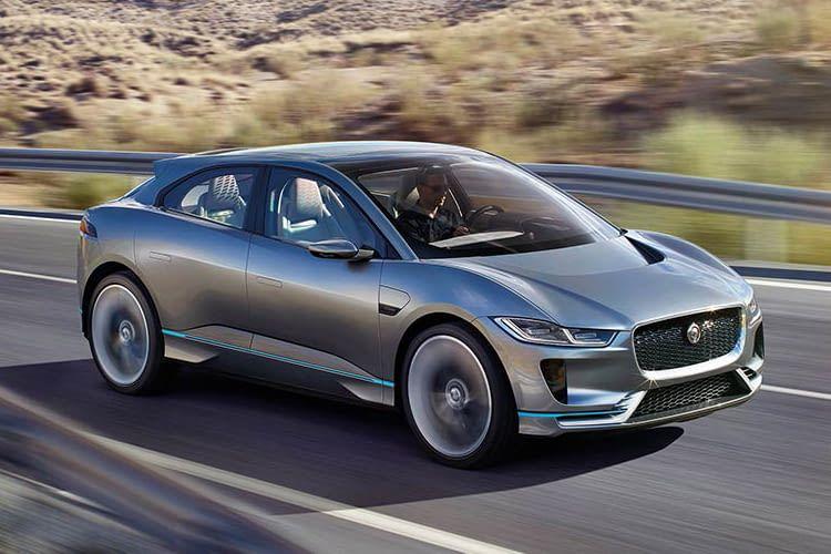 Jaguar Elektroauto I-PACE | Alle Infos zum E-SUV