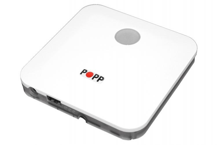 Popp Hub - das Z-Wave Gateway