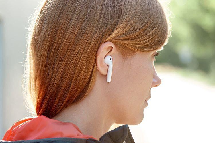 Die Airpods ermöglichen eine Gesprächszeit von bis zu 3 Stunden
