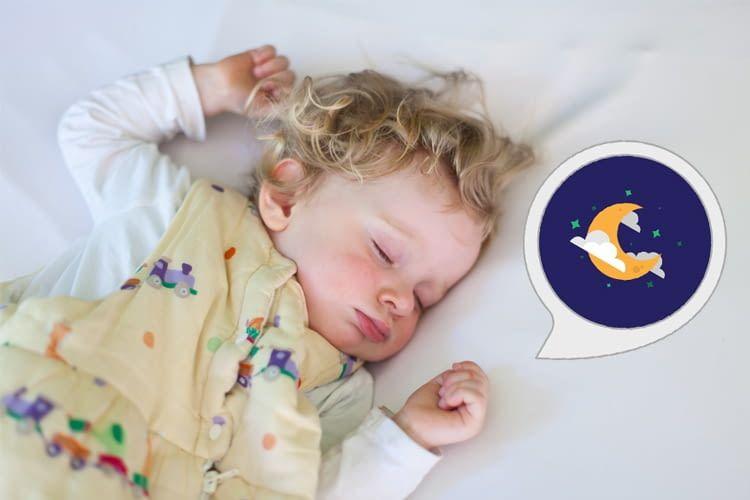 Der Babys Schlaflied-Skill macht aus Amazon Echo eine Spieluhr zum Einschlafen