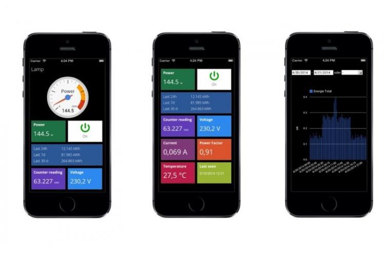 smart-me iPhone App