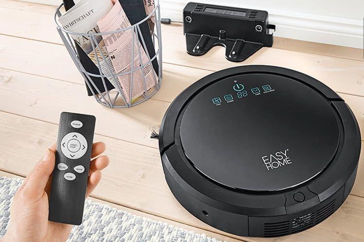 EASY HOME Saugroboter ist bald für 129 Euro bei ALDI SÜD erhältlich