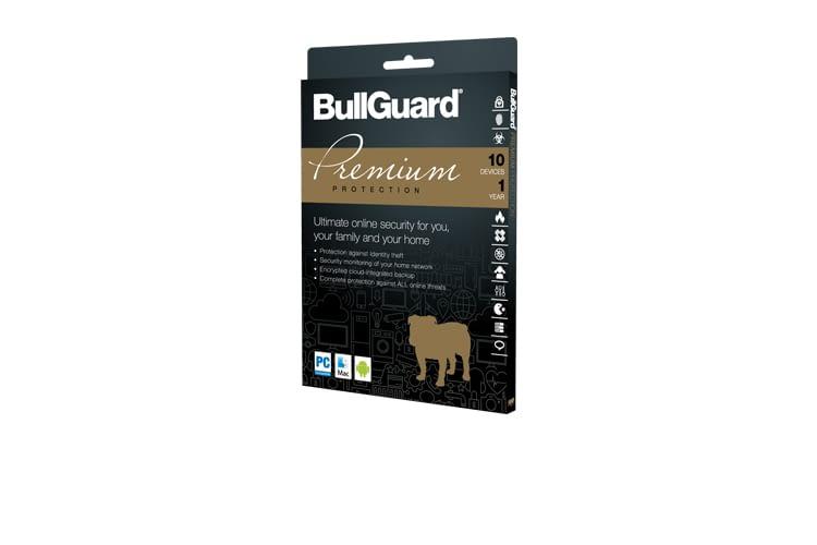 BullGuard spendiert der BullGuard Premium Protection zahlreiche Sicherheitsupdates