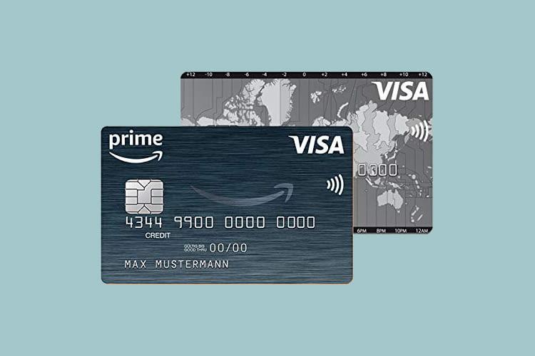 Die Amazon Kreditkarte gibt es in zwei Versionen: Für Prime-Kunden und Nutzer ohne Prime Abo