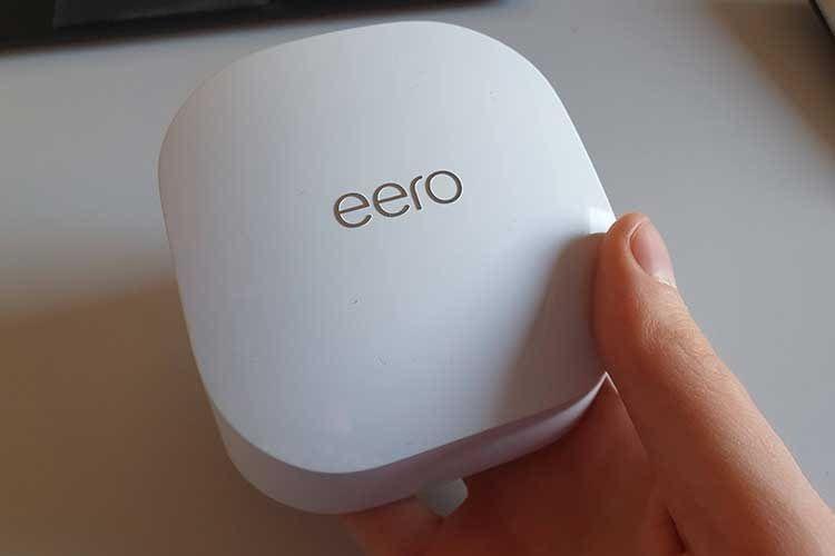 Seiner Zeit ein wenig voraus: Amazons eero 6 WLAN-Mesh-Set mit Wi-Fi 6