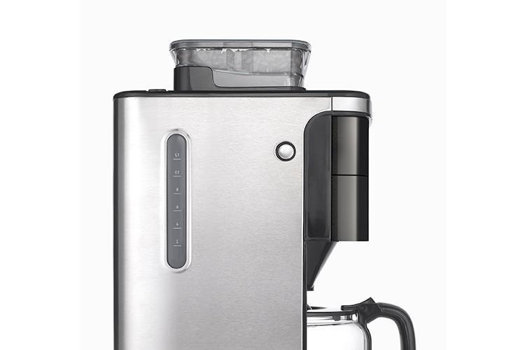 Kaffee kochen über App - die Smarter SMC10EU Coffee Machine macht dies möglich
