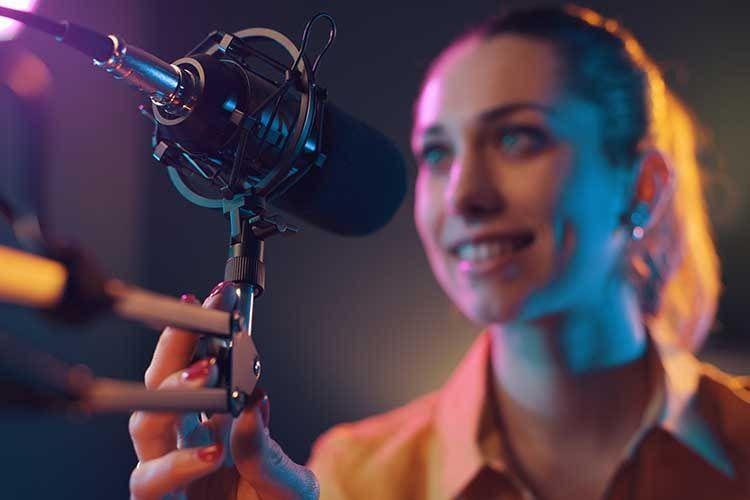 Audible bietet ein professionelles Podcast Angebot