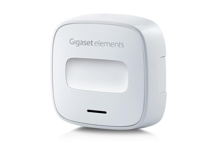 Gigaset elements button - der Funktaster für das elements Smart Home-System