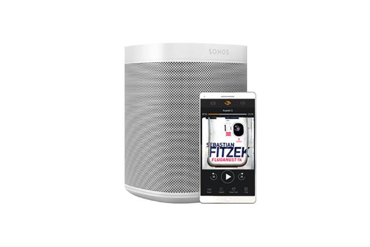 Besitzer eines Sonos Lautsprechers dürfen sich wieder auf Hörbücher von Audible freuen