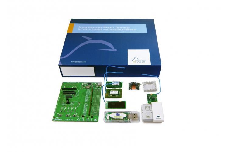 Developer Kit für batterielose Schalter