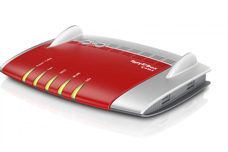 Fritzbox 7490 - Router mit WLAN-ac Geschwindigkeit