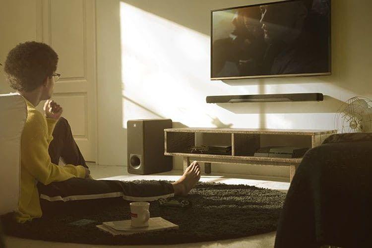 soundbars im test berblick 2019 die besten soundbars. Black Bedroom Furniture Sets. Home Design Ideas