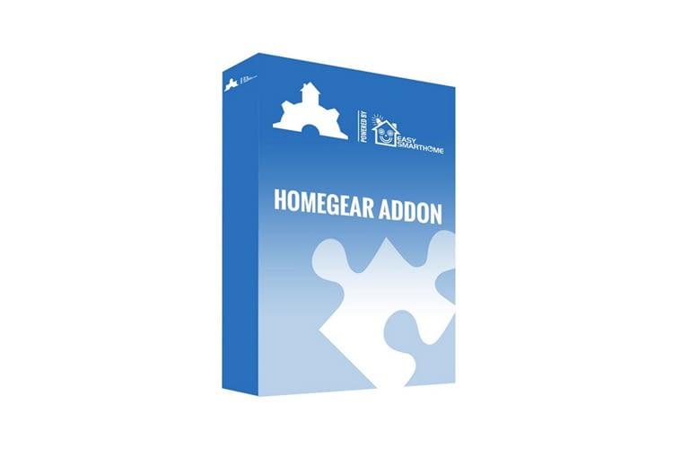 Mit dem Homegear Addon lassen sich Komponenten in die Homematic Zentrale integrieren