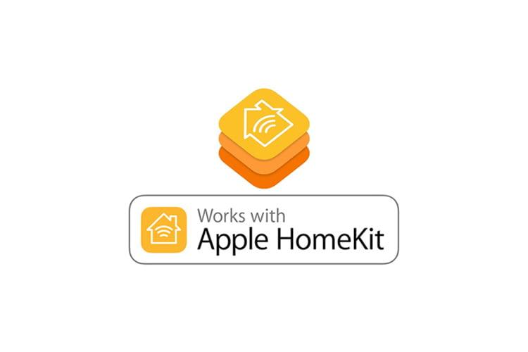 """HomeKit-kompatible Geräte tragen das """"works with HomeKit""""-Siegel"""