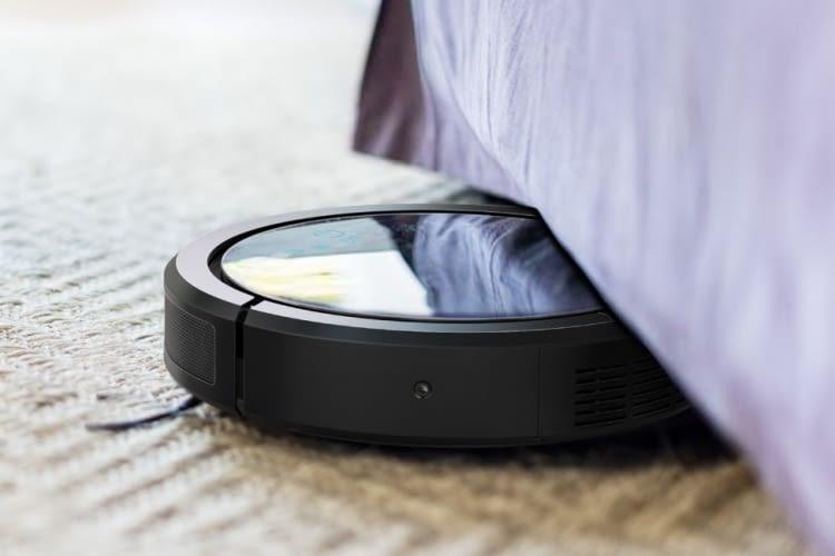 Eufy Staubsaugerroboter im Einsatz im Smart Home