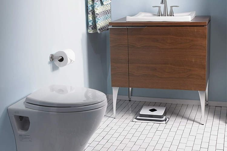 Manche Wischroboter sind speziell für Küche und oder Bad konzipiert