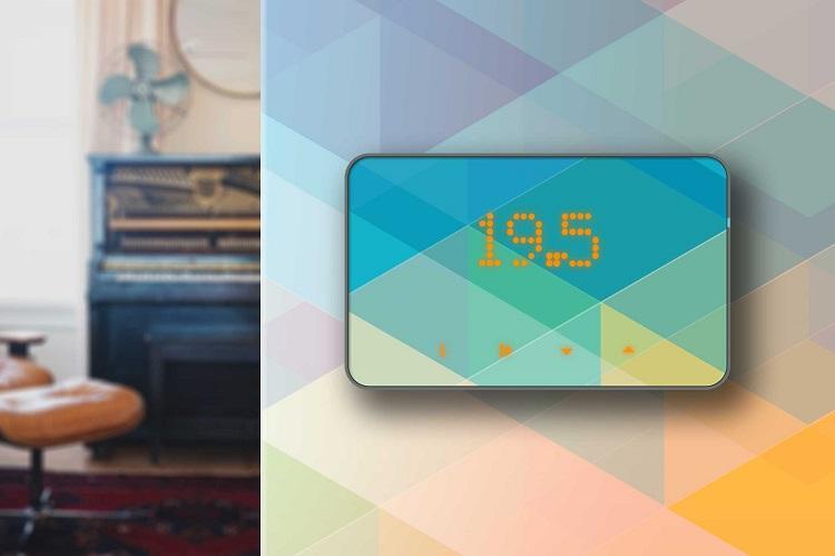 ThermoSmart: Optisch personalisierbares Thermostat zur smarten Heizungssteuerung
