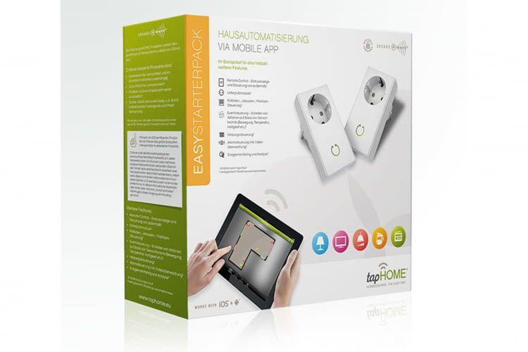 tapHOME Smart Home System zur Hausautomatisierung