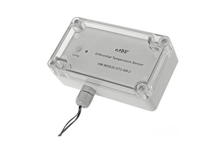 Homematic Differenz-Temperatur-Sensor