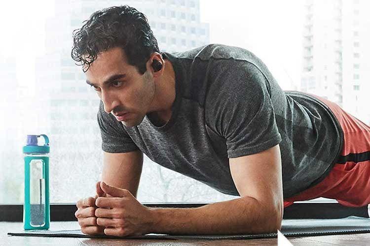 Amazon Echo In-Ear Kopfhörer sind schweißresistent und wasserfest nach IPX4 Schutzklasse