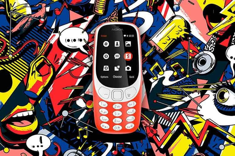 Das Nokia 3310 Handy eignet sich auch gut für Kinder und Jugendliche