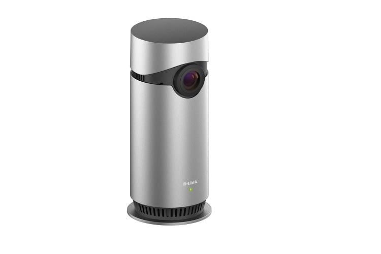 D-Link Omna 180 Cam ist mit Apples HomeKit kompatibel