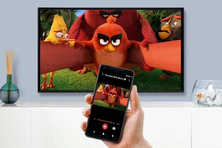 Mit Google Chromecast Ultra lassen sich Inhalte bis 4K und in HDR abspielen