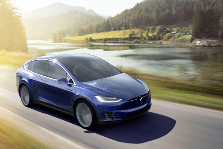 Tesla Model X – ein Elektroauto SUV mit starker Reichweite