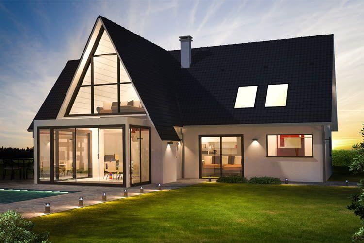Ein (scheinbar) bewohntes Haus ist sicherer als ein offensichtlich unbewachtes Gebäude