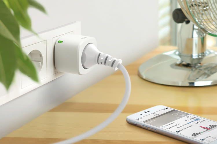 Mit einem schaltbaren Zwischenstecker lässt sich Energie und Zeit sparen