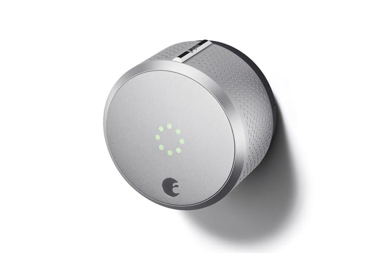 Das August Smart Lock arbeitet dank HomeKit-Zertifikat perfekt mit dem iPhone von Apple