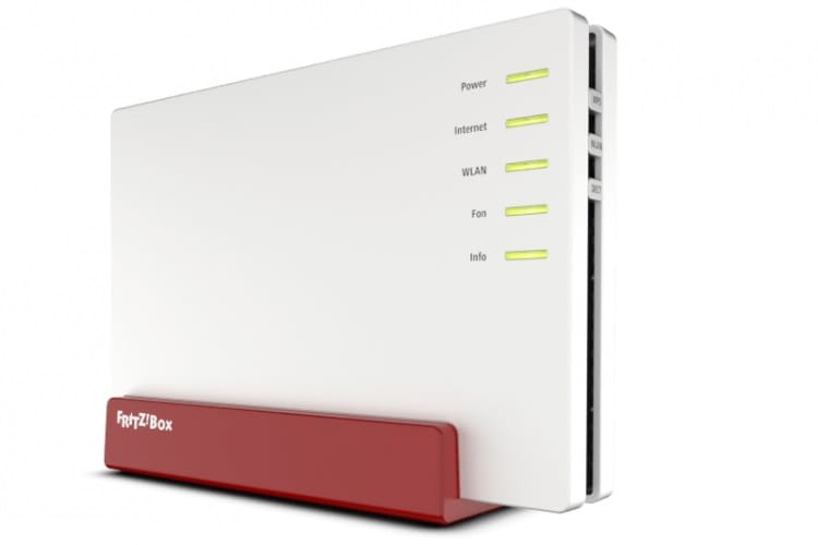 Highend-VDSL-Router FRITZ!Box 7580 mit Multi-User-MIMO-Technologie