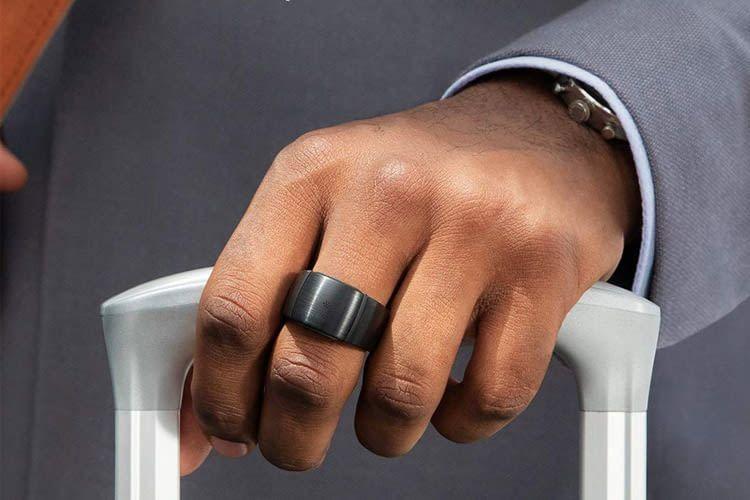 Auf den ersten Blick ist dem Alexa Ring sein intelligentes Innenleben nicht anzusehen