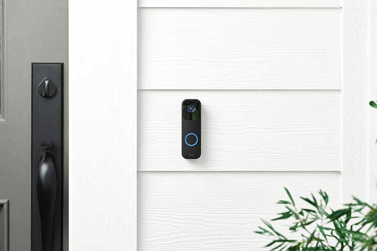 Blink Video Doorbell - günstige Videotürklingel mit flexiblem Funktionsumfang