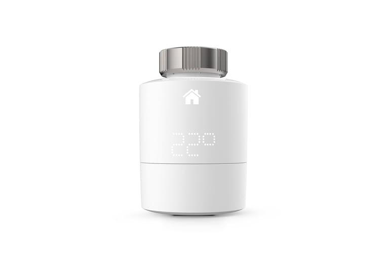 tado Thermostat in der 3. Generation: Sprachsteuerung via Siri (Apple) und Alexa (Amazon Echo)