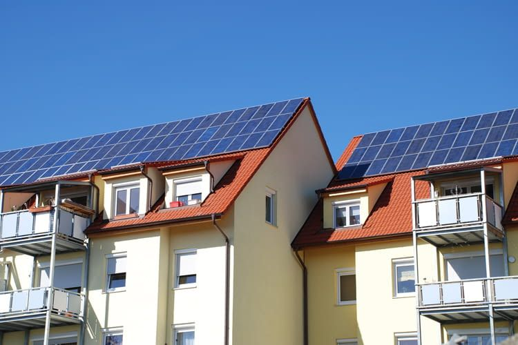 PVT-Anlagen mit Luft-Wärmetauscher als Energiequelle für Wärmepumpen