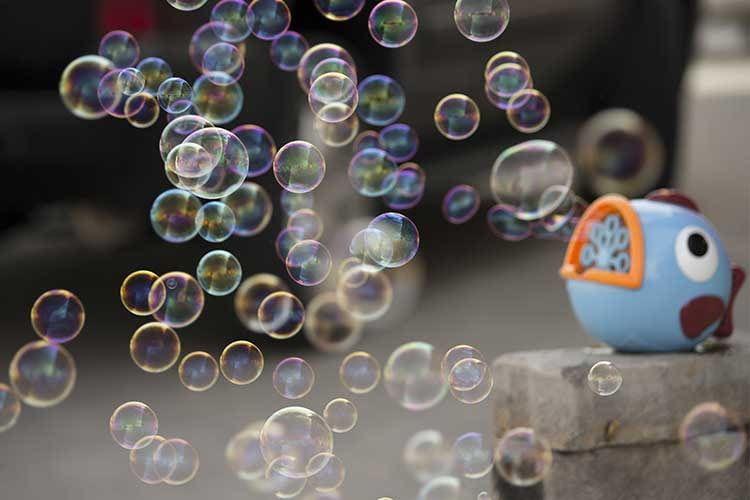 Die besten Seifenblasenmaschinen