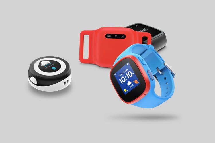 Mit Trackern und speziellen Smartwatches lassen sich Kinder oder Haustiere überwachen