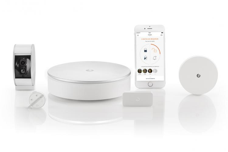 Die Myfox Smart Home Produkte