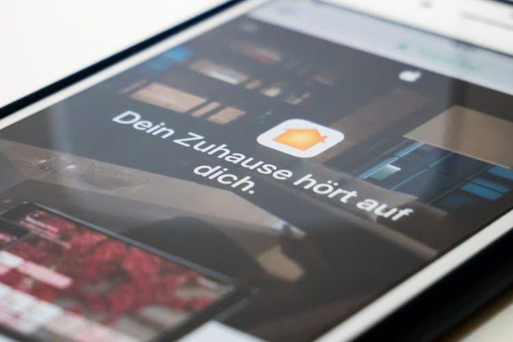 Automationen für HomeKit lassen sich über die Home-App einrichten